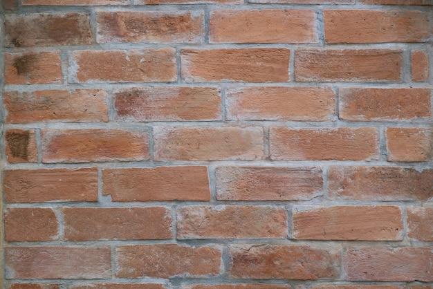 Fundo abstrato, parede de tijolo velha. conceito industrial e de fundo.