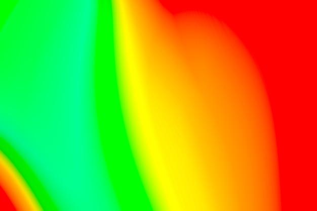 Fundo abstrato pop desfocado com cores primárias vivas Foto gratuita