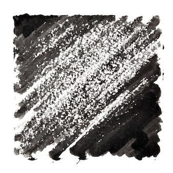 Fundo abstrato preto com traços oblíquos - espaço para seu próprio texto - ilustração raster