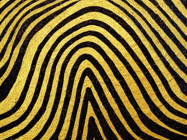 Fundo abstrato pttern de ouro com textura.