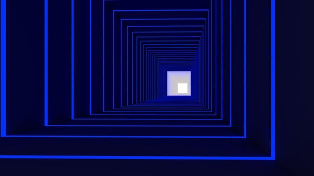Fundo abstrato retângulo