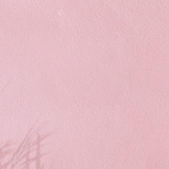 Fundo abstrato rosa com textura de cimento