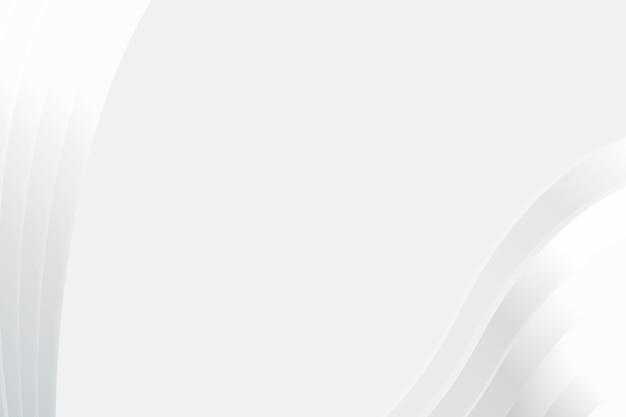 Fundo abstrato simples com borda de prata