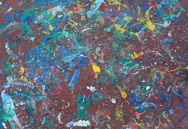 Fundo abstrato textura colorida