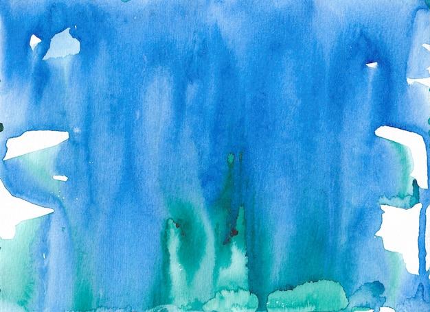 Fundo abstrato textura de aquarela.