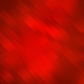 Fundo abstrato vermelho com listras diagonais