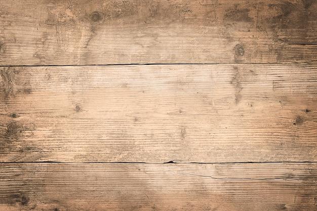 Fundo antigo com textura de madeira com textura