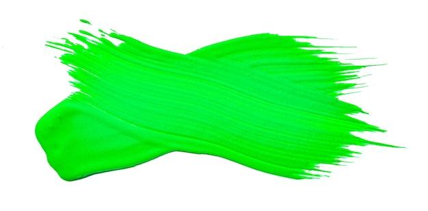 Fundo aquarela aquarel abstrato verde. traçados de pincel aquarela acrílico verde colorido.