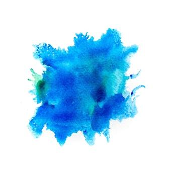 Fundo aquarela arte pintura a mão