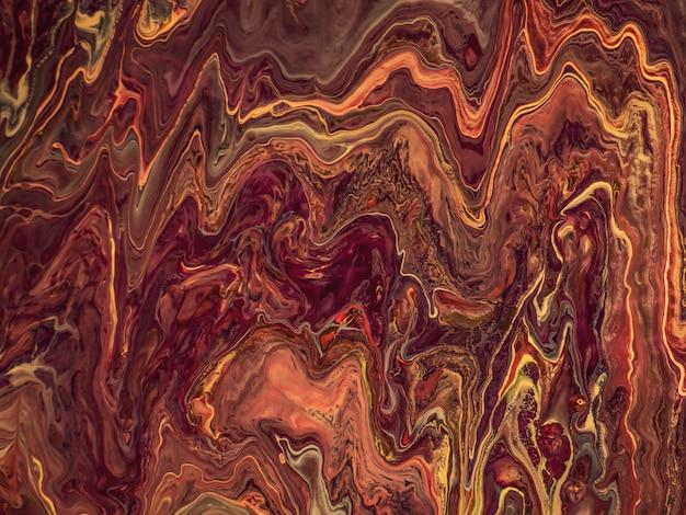 Fundo artístico colorido abstrato da pintura