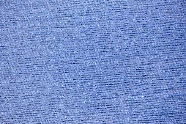 Fundo azul de couro abstrato