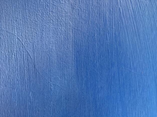 Fundo azul do muro de concreto
