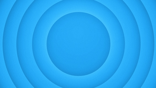 Fundo azul dos desenhos animados