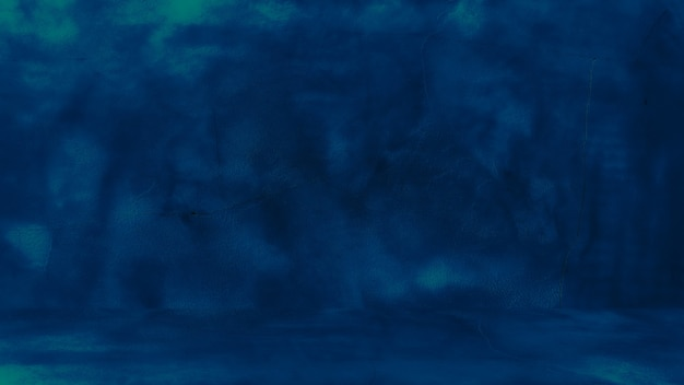 Fundo azul sujo de cimento natural ou textura de pedra velha como uma parede de parede padrão retro ...