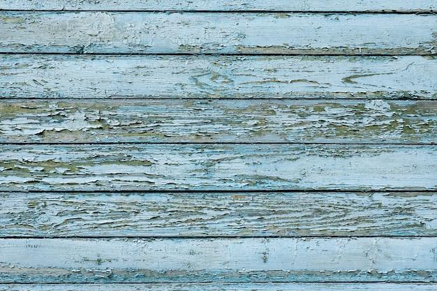 Fundo azul textura de madeira