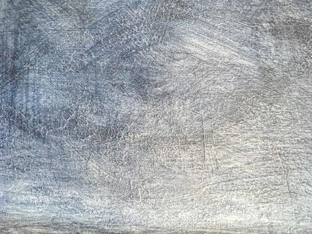 Fundo azul velho da textura da parede