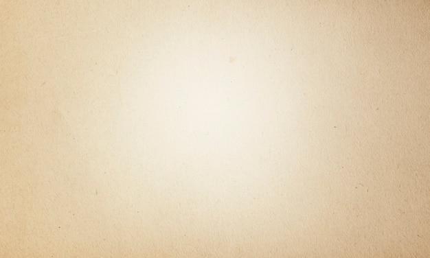Fundo bege antigo vintage, em branco, cartão, papelão, espaço de artesanato para texto, textura