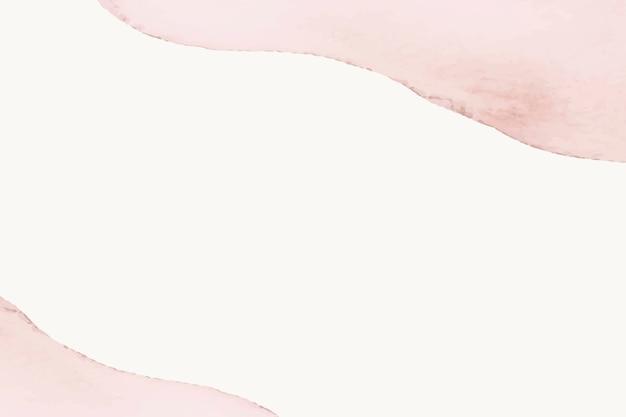 Fundo bege com manchas de rosa nude
