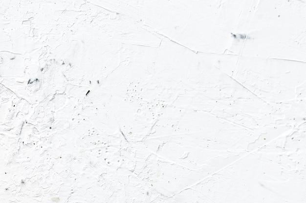 Fundo branco da textura do muro de cimento do grunge.