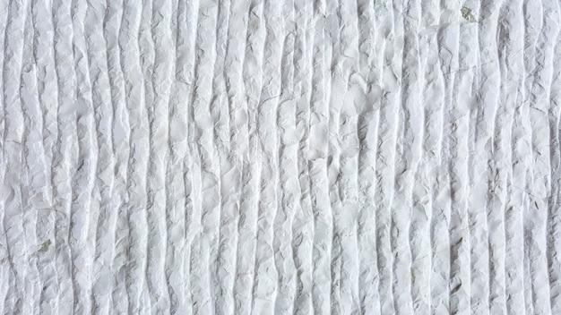 Fundo branco de uma parede gravável