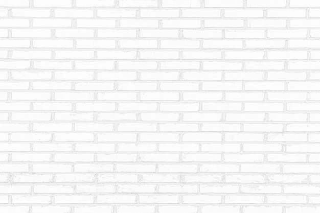 Fundo branco moderno da textura da parede de tijolo. alvenaria abstrata para o pano de fundo.