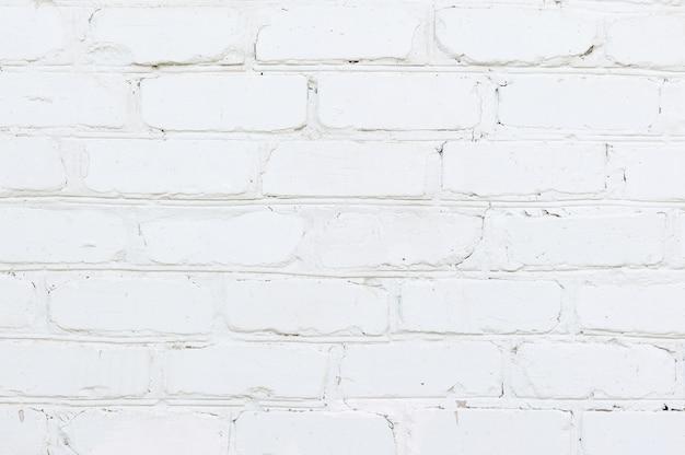 Fundo branco moderno da textura da parede de tijolo. imagem em tonalidade cinza claro