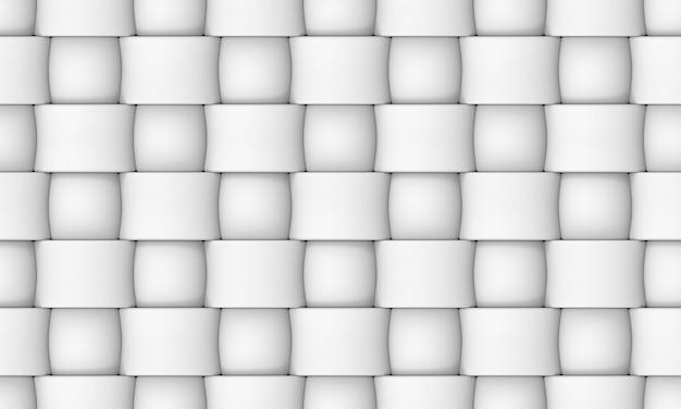 Fundo branco moderno sem emenda da parede da tela.