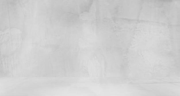 Fundo branco sujo de cimento natural ou textura de pedra velha como uma parede de padrão retro.