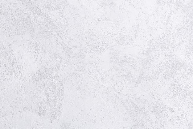 Fundo branco vintage de cimento natural