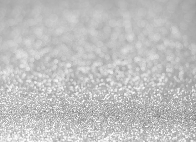 Fundo brilhante da textura do brilho de prata para o natal, conceito da celebração.