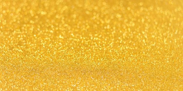 Fundo brilhante da textura do brilho dourado para o natal, conceito da celebração.