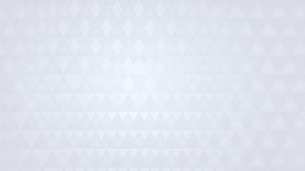 Fundo cinza claro abstrato moderno com triângulos