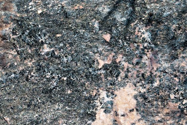 Fundo cinza com textura de pedra rosa Foto Premium