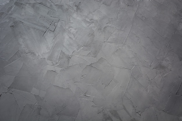 Fundo cinza de concreto para design. textura. padronizar. cor da moda ultimate grey do ano 2021.