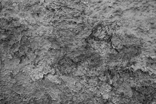 Fundo cinza de textura de parede velha de concreto