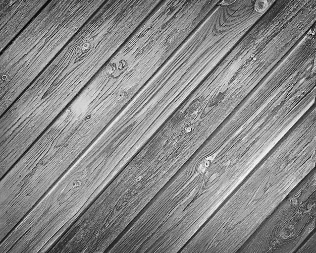 Fundo cinza velho e texturizado de madeira