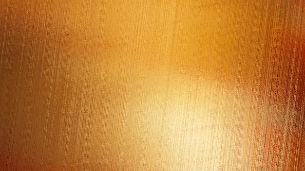 Fundo claro com textura de metal dourado
