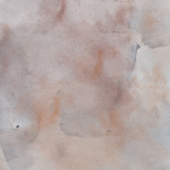 Fundo colorido abstrato com textura aquarela