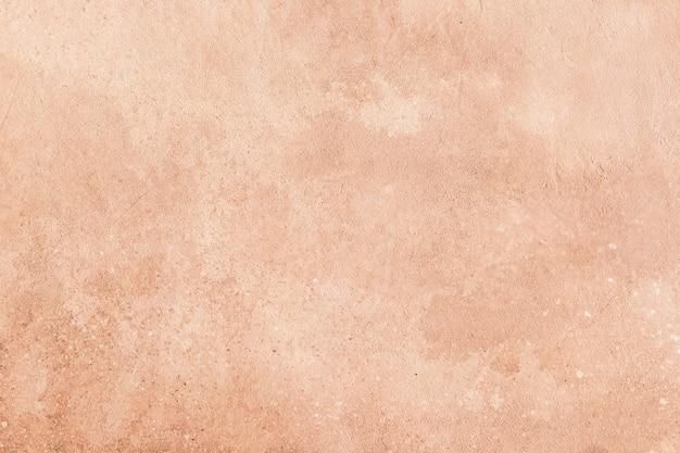 Fundo colorido abstrato com textura de nougat de pêssego, design de parede