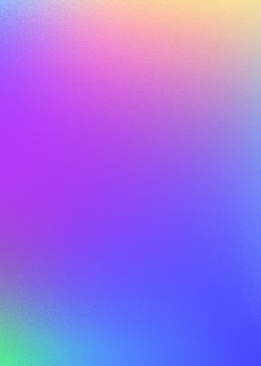 Fundo colorido brilhante de holograma