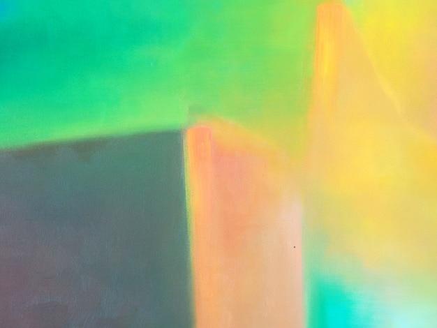 Fundo colorido da pintura de óleo.