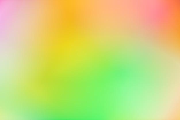 Fundo colorido desfocado vívido