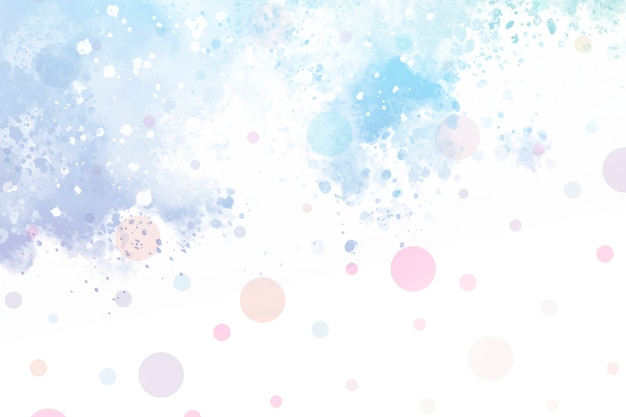Fundo colorido estampado