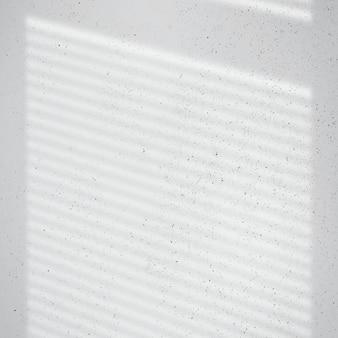 Fundo com sombra das persianas