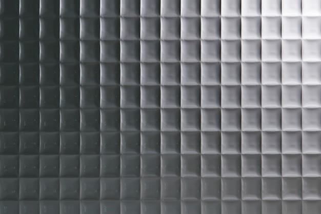 Fundo com textura de grade de vidro