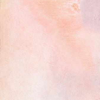Fundo com textura de tinta a óleo laranja pastel