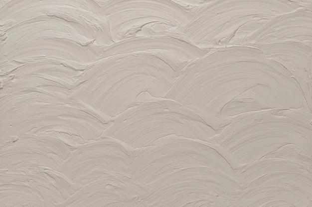 Fundo com textura de tinta de parede greige
