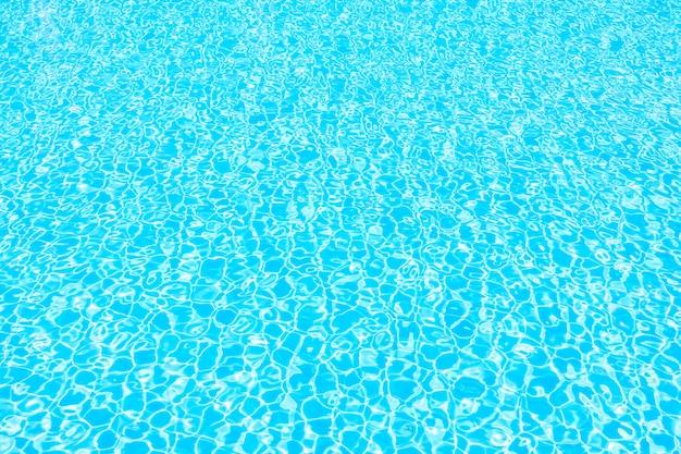 Fundo da água da piscina