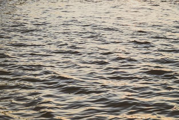 Fundo da água do mar