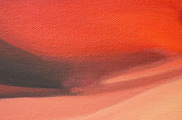 Fundo da arte abstrata com manchas de tinta acrílica na tela arte moderna textura colorida